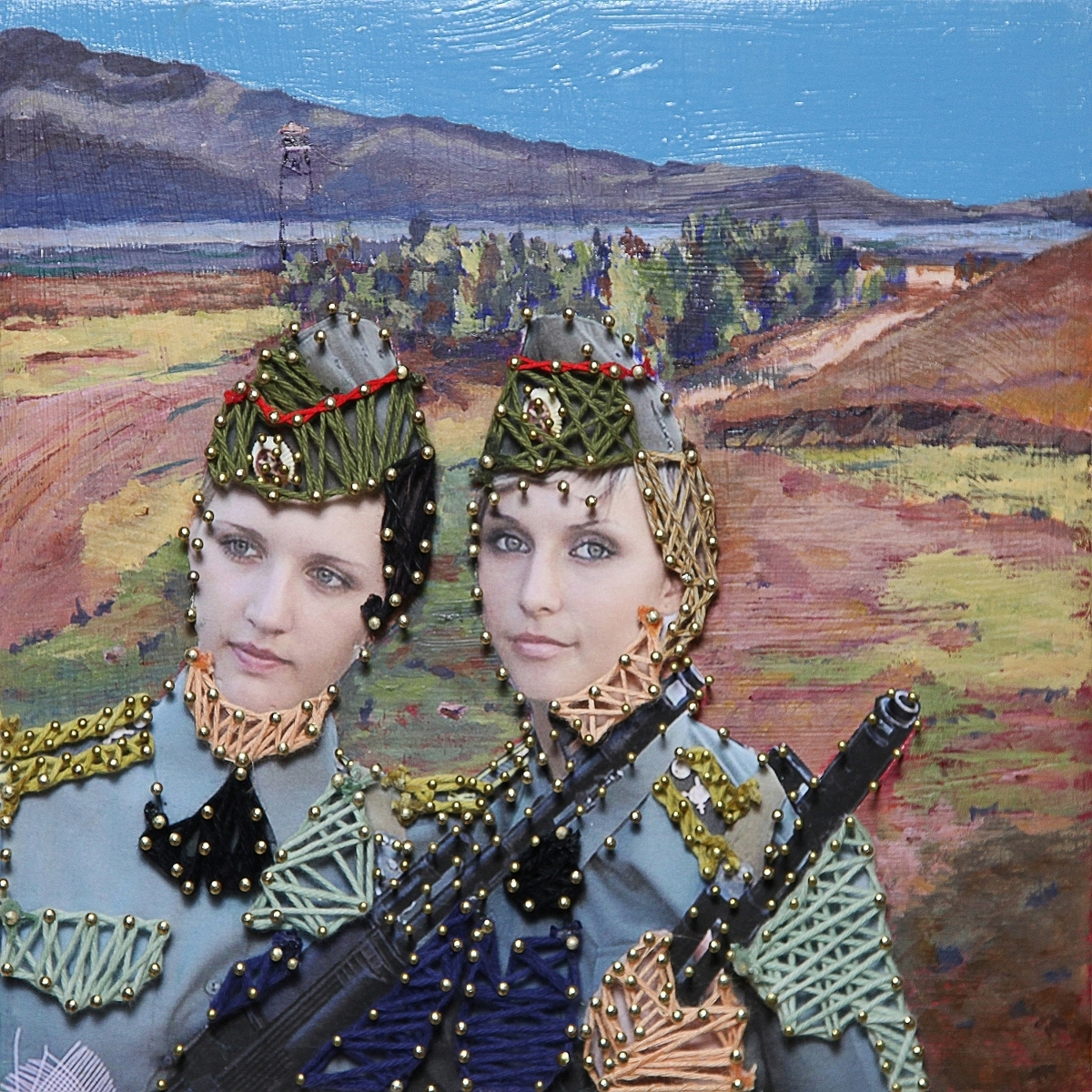 Women and War, Russia (large view)