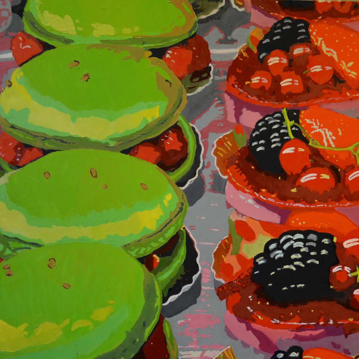 Angelina's French Pastries I (large view)