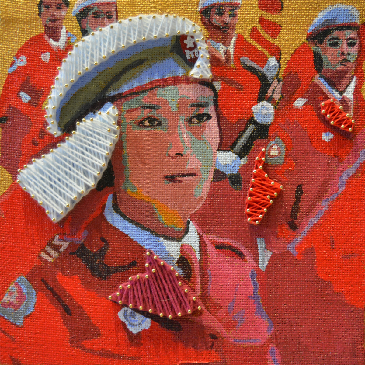 Women and War-China (large view)