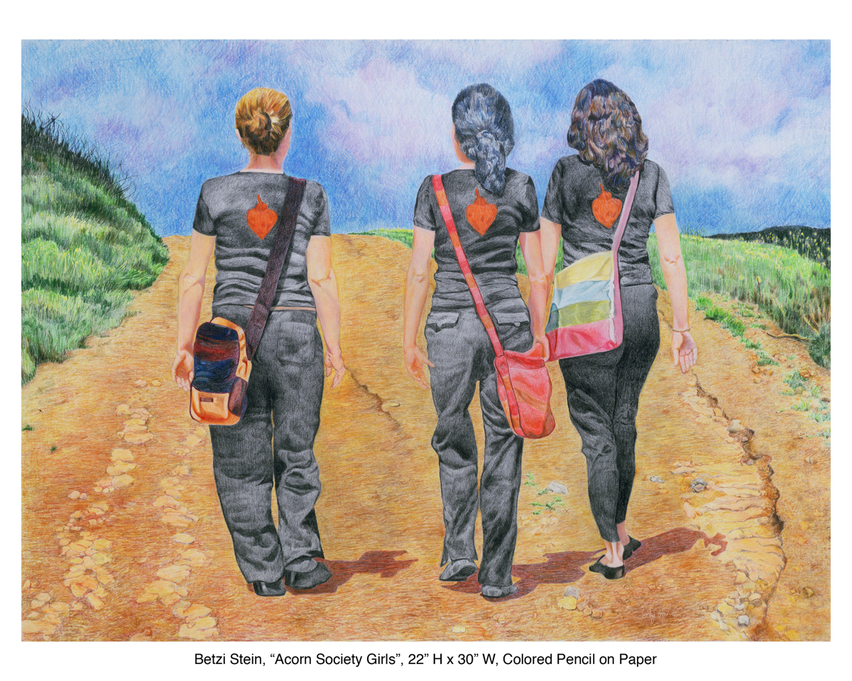 Acorn Society Girls (large view)