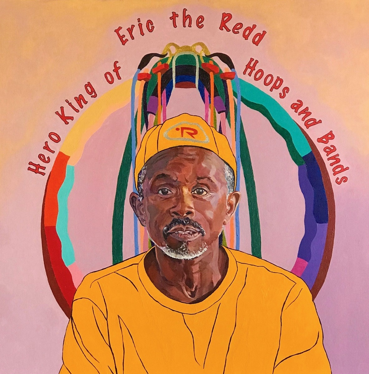 Eric The Redd: Hero King of Hoops and Bands (large view)