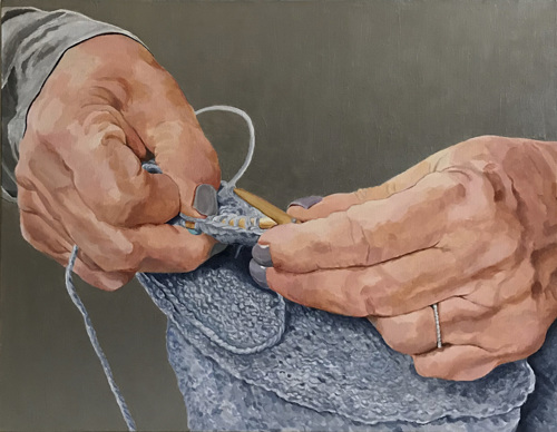 Knitter's Hands