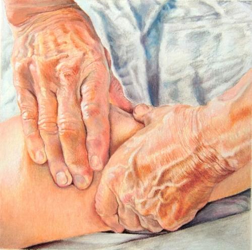 Massage Series 2 by Betzi Stein