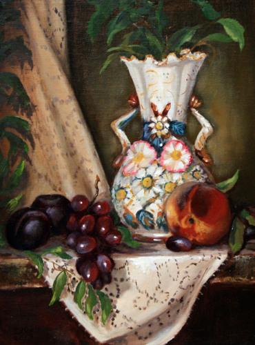 Grandmother's Fancy Vase