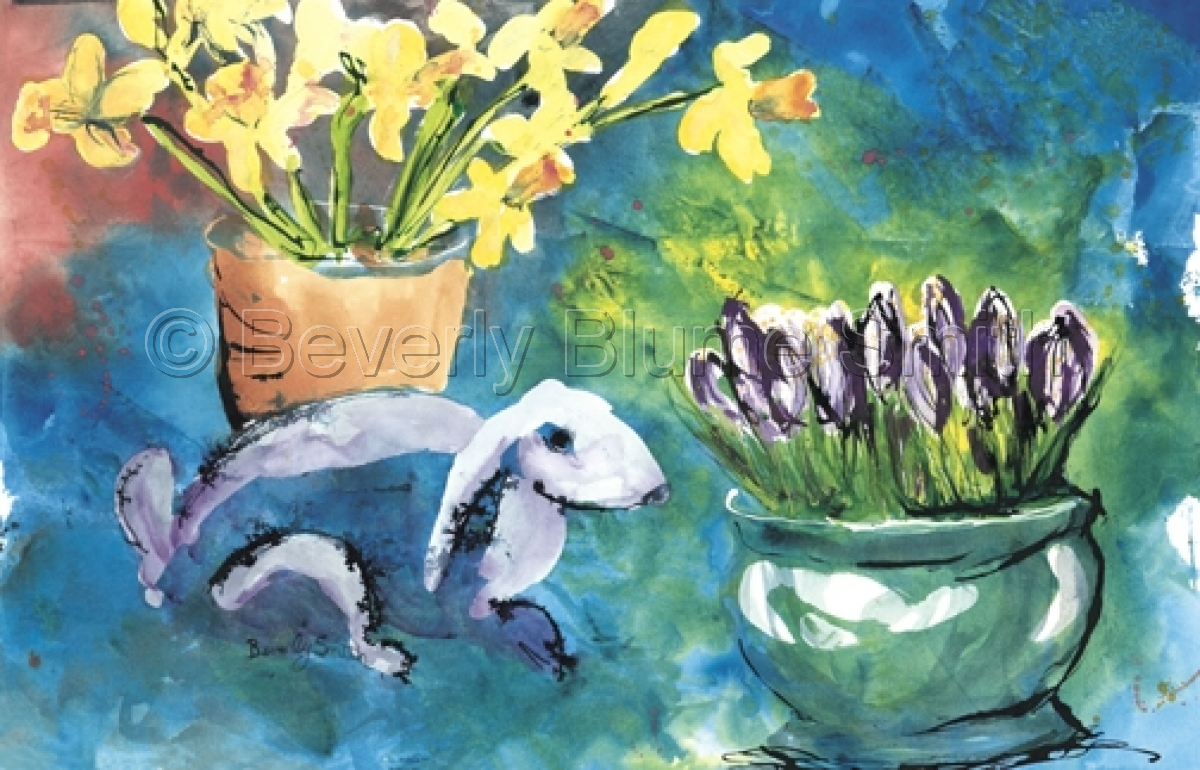 Spring by Beverly Smith (large view)