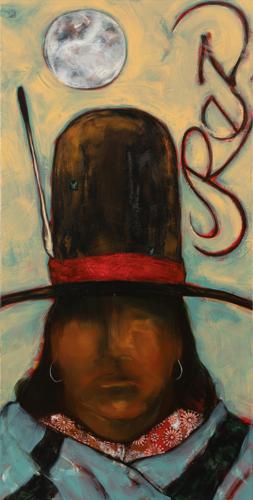 Rez Hat by Brent Greenwood