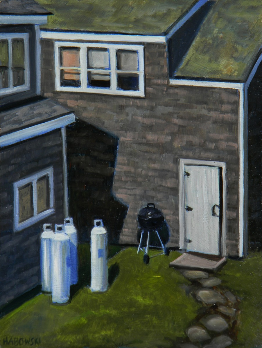 Monhegan Cottage with Grill (large view)