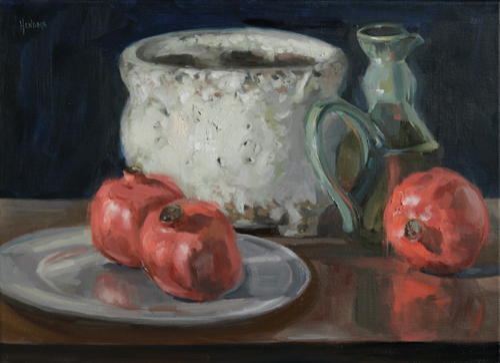 Pottery & Poms