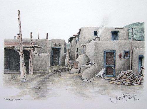 """""""Pueblo Stray"""""""