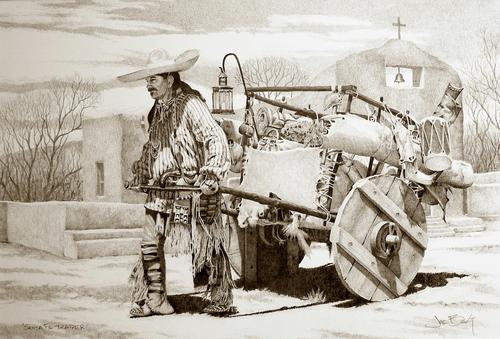 """""""Santa Fe Trader"""""""