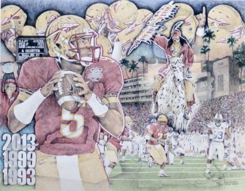 """Florida State Seminole Football - 2013"""