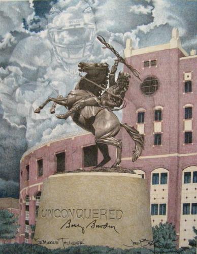 """Seminole Thunder"""
