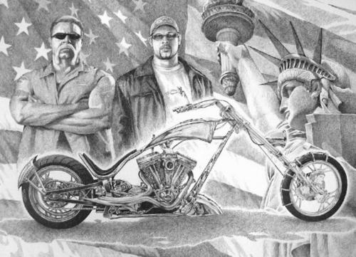 """Liberty Bike"""