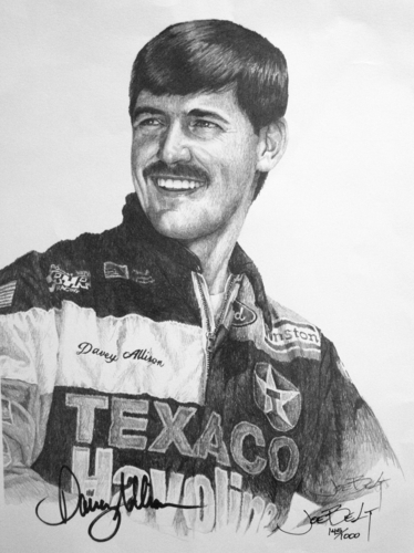 """Davey Allison, Stock Car Great"""