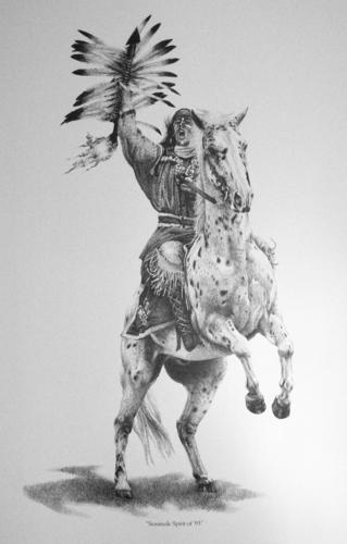 """""""Seminole Spirit"""""""