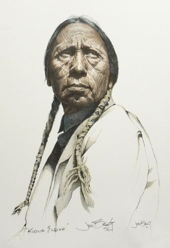 """""""Kiowa Elder"""""""