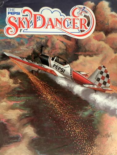"""Sky Dancer"""