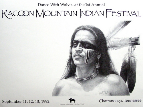 Racoon Mountain Indian Festival