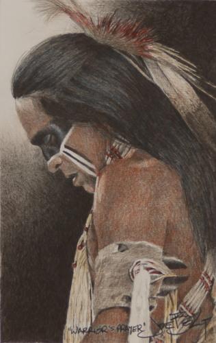 """""""Warrior's Prayer"""""""