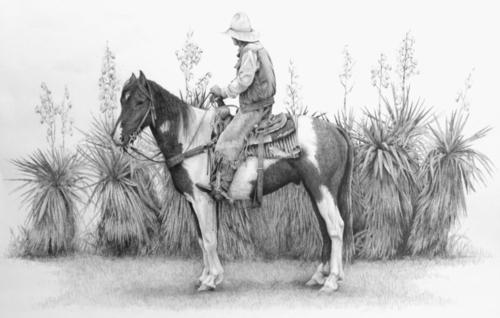 """""""Spade Ranch Cowboy"""""""