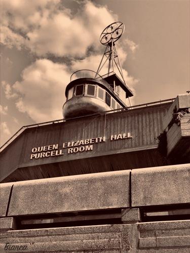 Queen Elizabeth Hall Boat