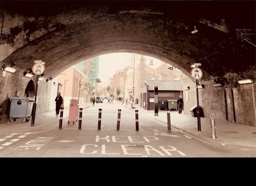 Under A London Bridge