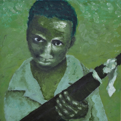 Green Child Soldier