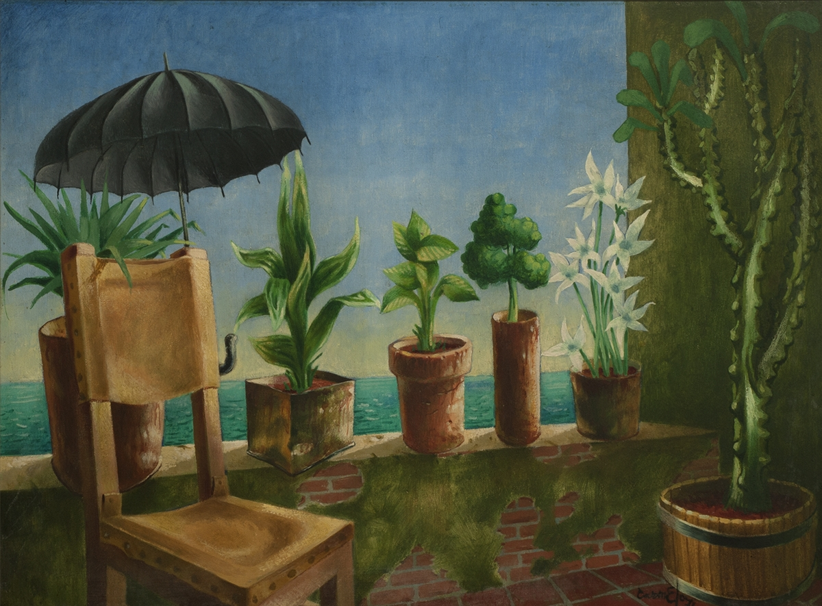 """El Rincon De Miabuela""_Carmelo, Gonzalez by William Plunkett (large view)"
