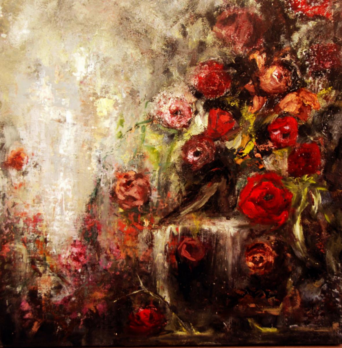 Extinguish Thou my Eyes- R.M. Rilke (large view)
