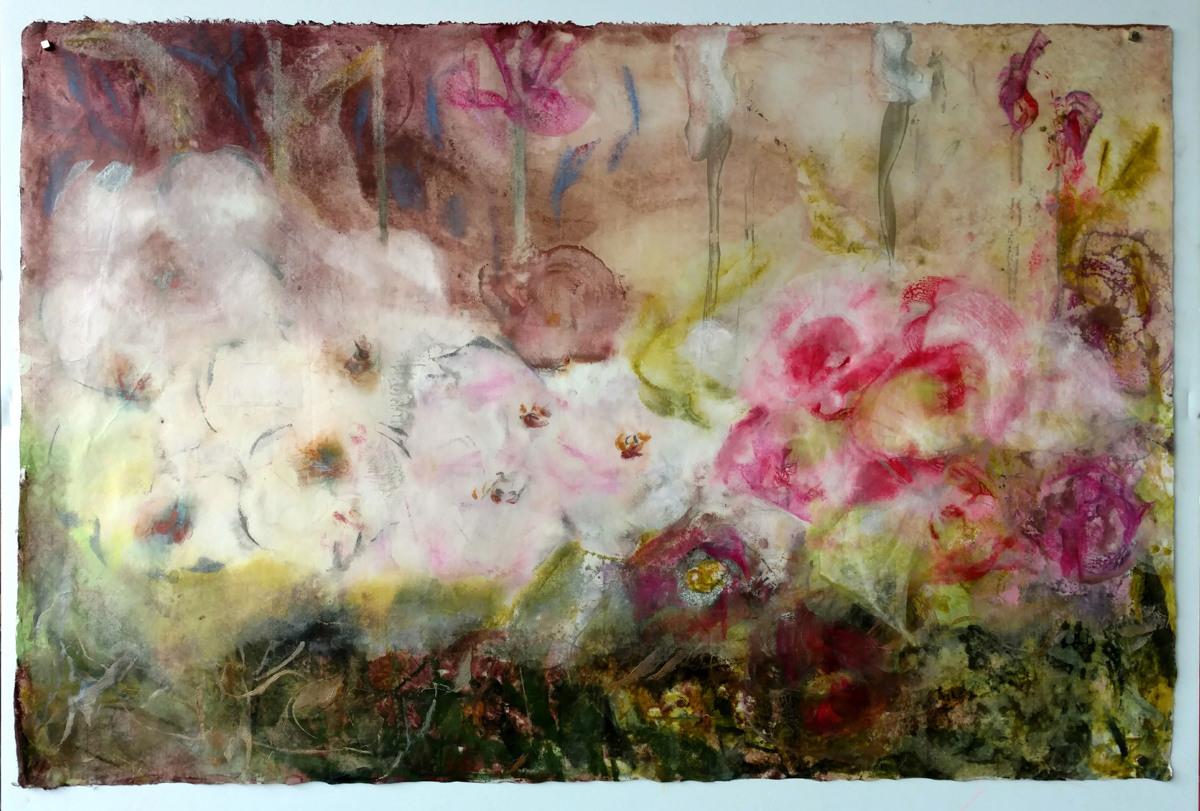 Metaphors of Flora I (large view)