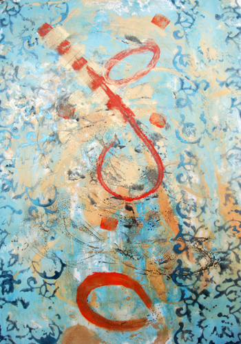 Eden XIII by Birgit Huttemann-Holz