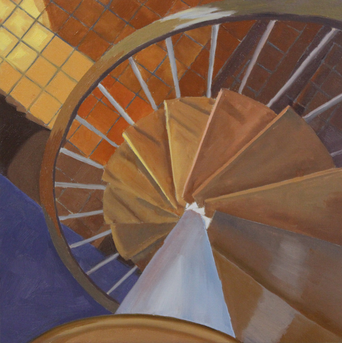 Downward Spiral (large view)