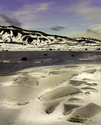Photography--Color-LandscapeIce Chunks