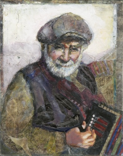 The Accordion-Player