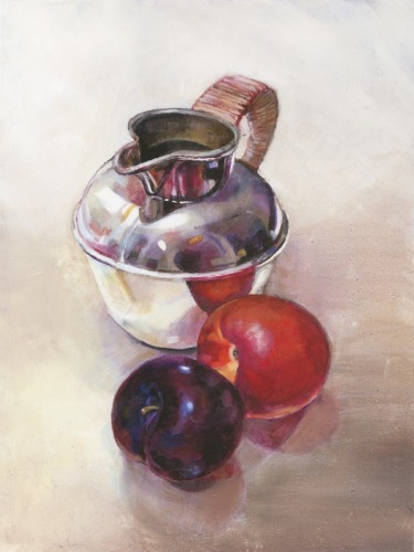 Pitcher, Plums
