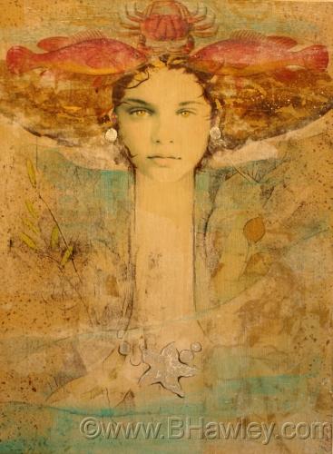 Queen of the Sea  by Bonny Hawley
