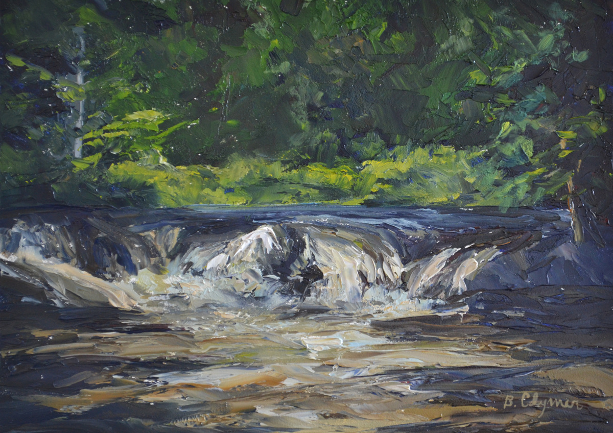 Trout Stream (large view)