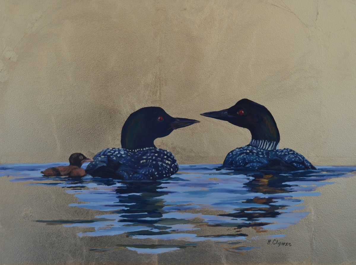 Loon.Family (large view)