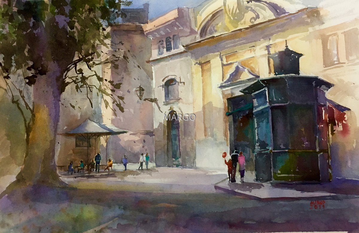 Trastavere, Rome (large view)