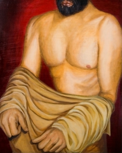Station X: Jesus is Stripped of His Garments