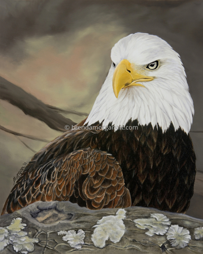 Liberty (Bald Eagle)