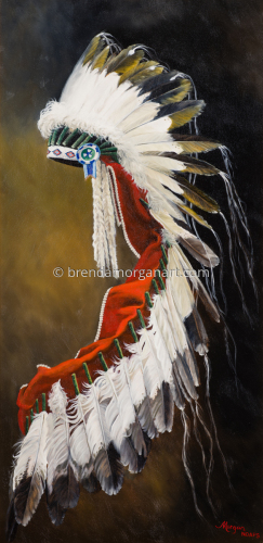 Crow Headdress