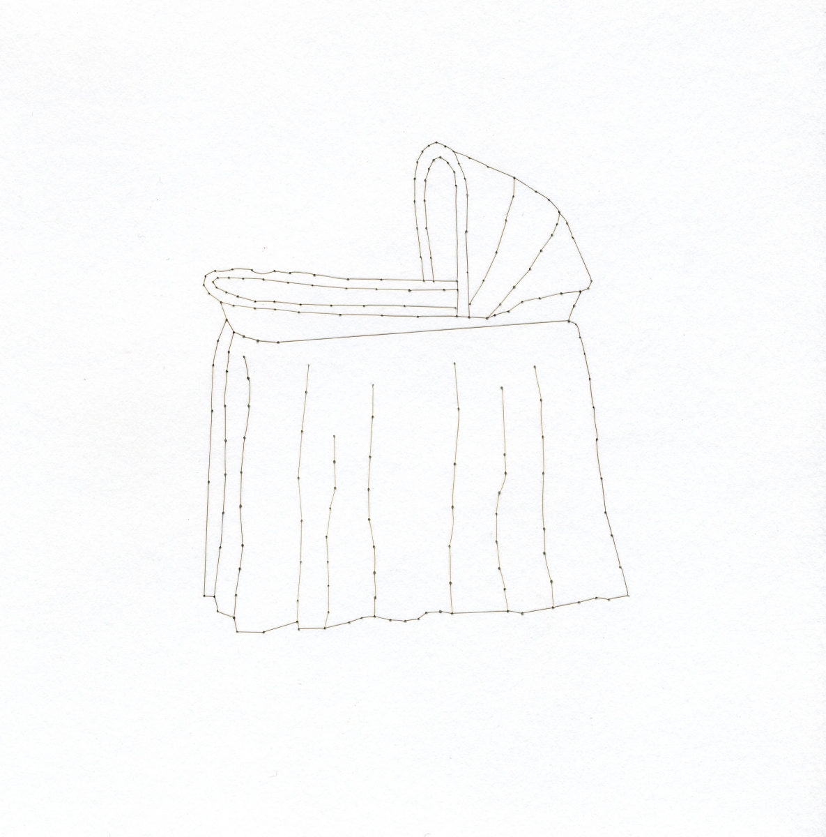 Domestic Objects (Bassinet) (large view)
