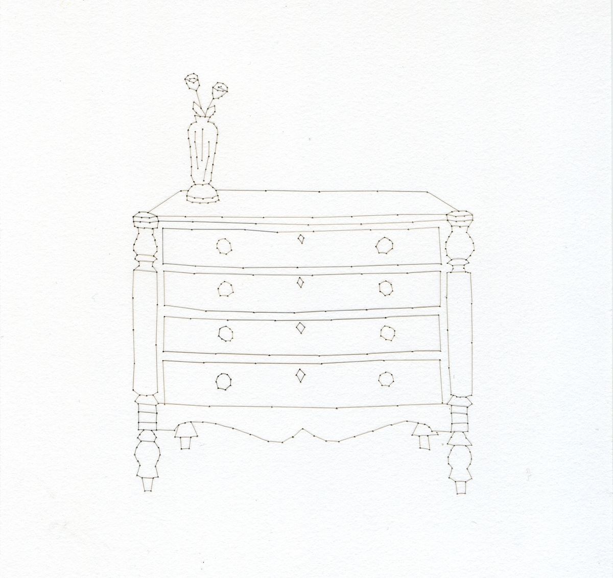 Domest Objects (Dresser) (large view)