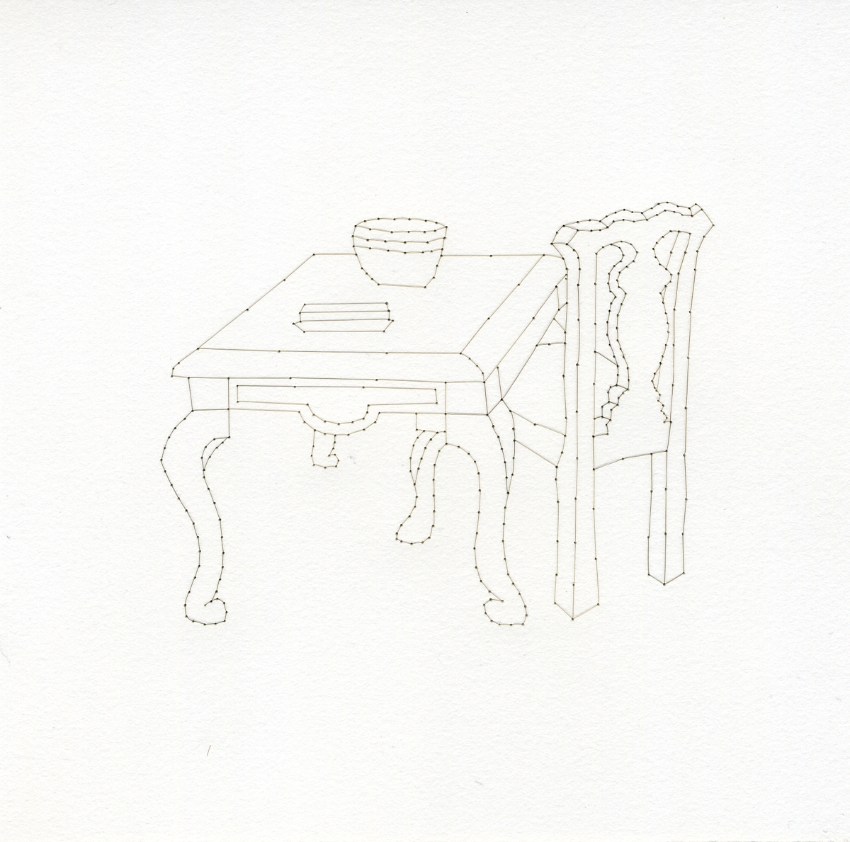 Domestic Objects (Kitchen Table) (large view)