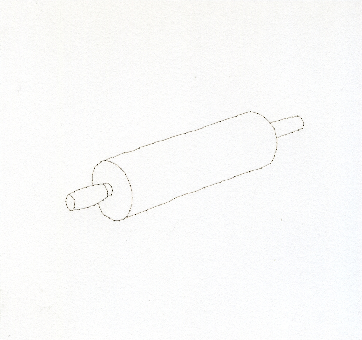 Domestic Objects (Rolling Pin) (large view)