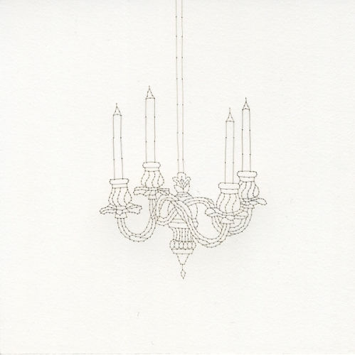 Domestic Objects (Chandelier) (large view)