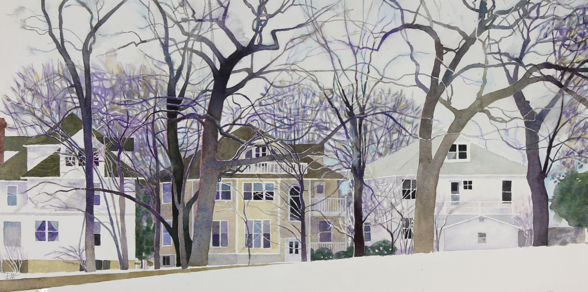 Old Oaks, Old Houses (large view)