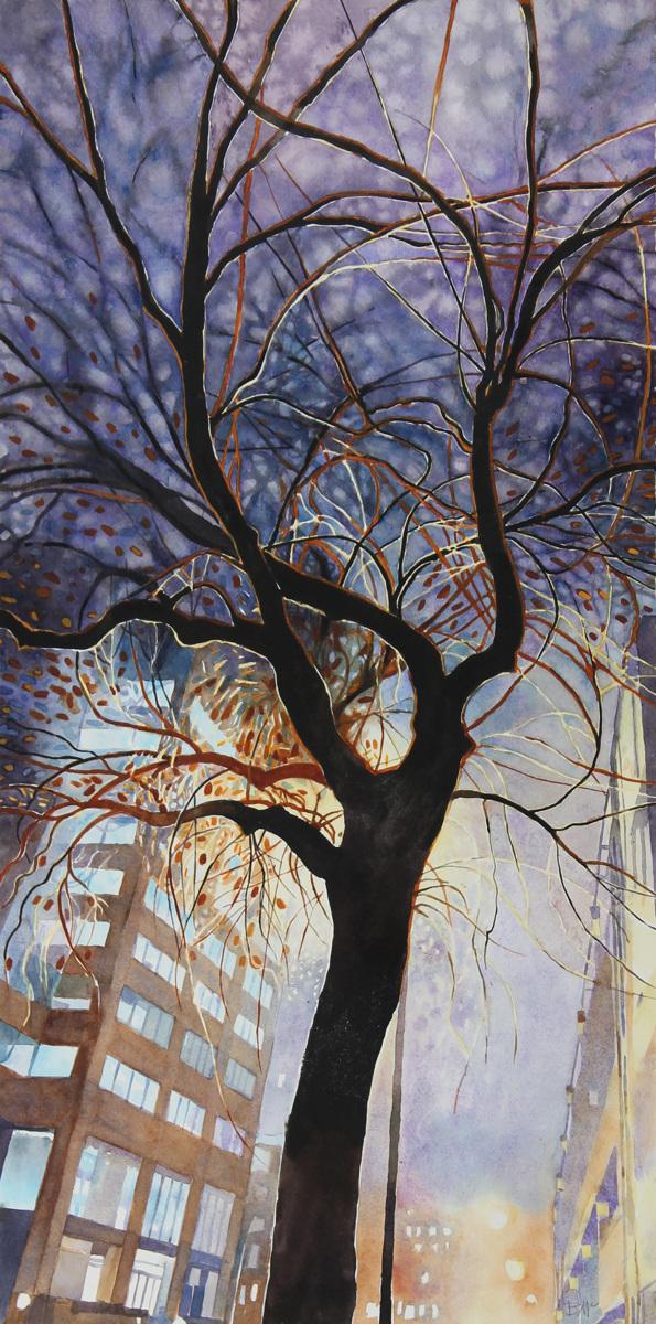 Night Tree (large view)
