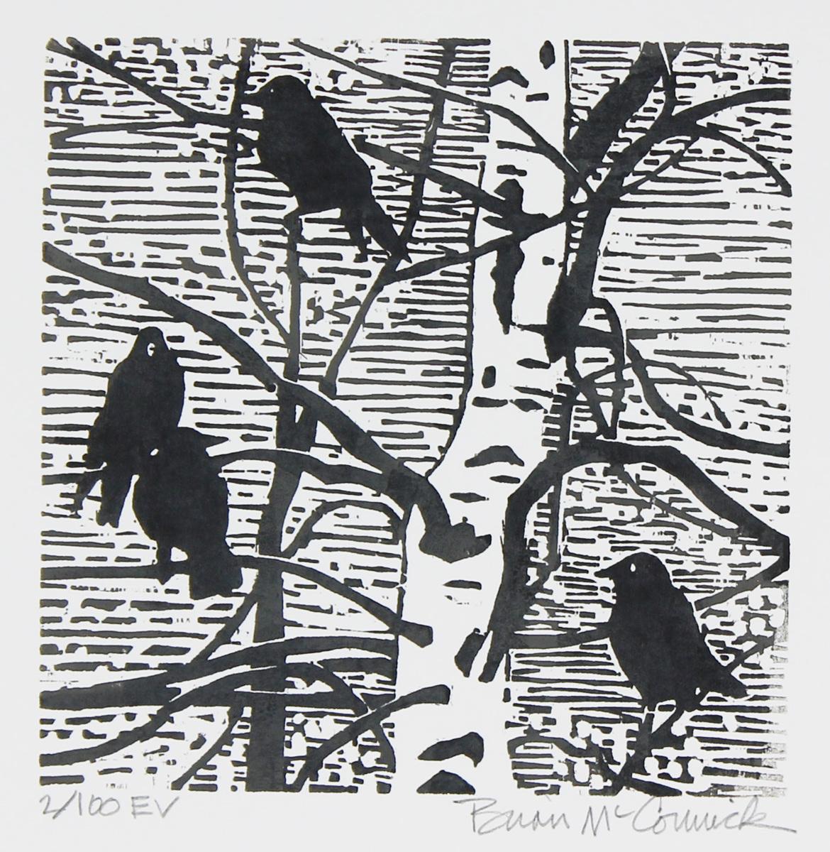 Four Crows, 2/100 EV (large view)